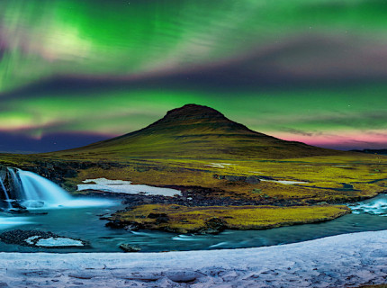 Iceland - the land of fire, ice & much more.
