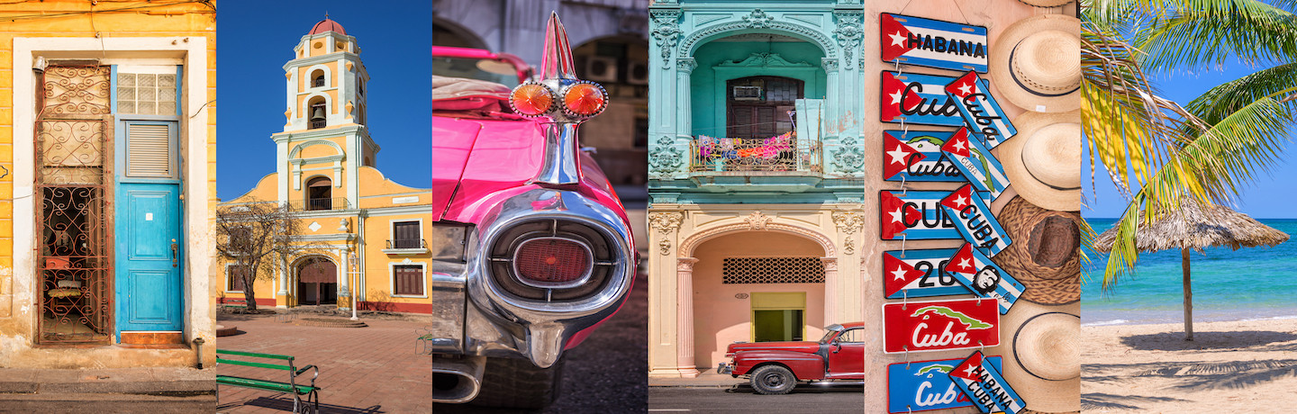 Travel back in time to vintage Cuba.
