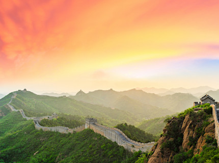 Get out of your comfort zone and experience captivating China!