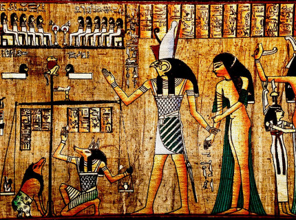 Experience ancient Egypt