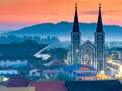 Discover enriching experiences in Chanthaburi, Thailand