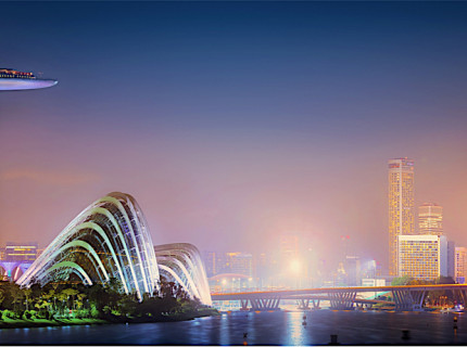 Experience scintillating Singapore