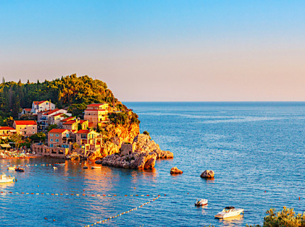 Experience 5 fantastic days on the Budva Riviera in Montenegro
