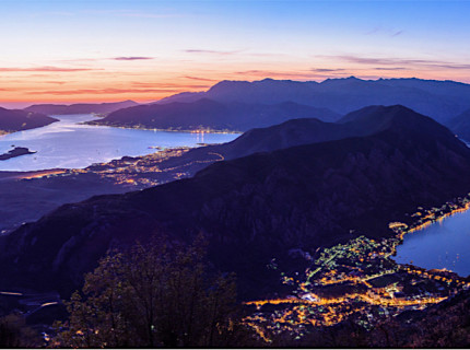 Experience beautiful Boka (Bay of Kotor) in Montenegro