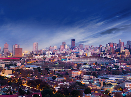 Experience 5 of the best in Jozi, South Africa