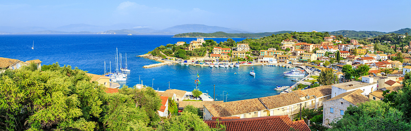 Experience affordable Albania & colourful Corfu