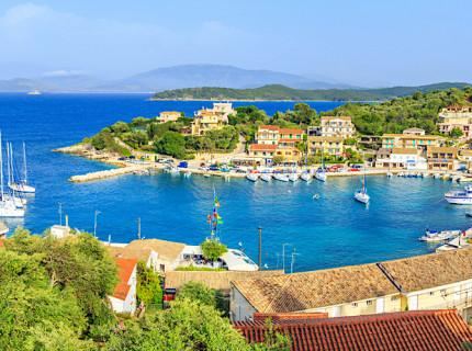 Experience affordable Albania & colourful Corfu