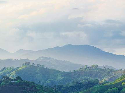 Experience the capital, coffee and salsa of Colombia