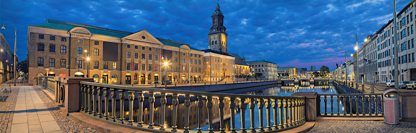 Experience the south & west coast of Sweden
