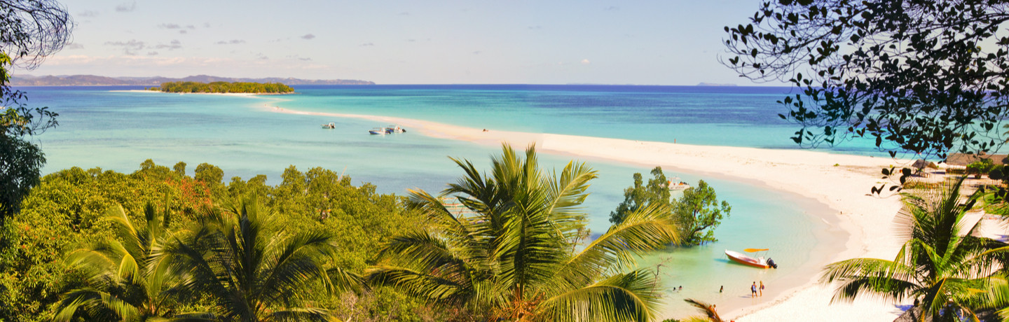 Explore the African island paradise of Madagascar