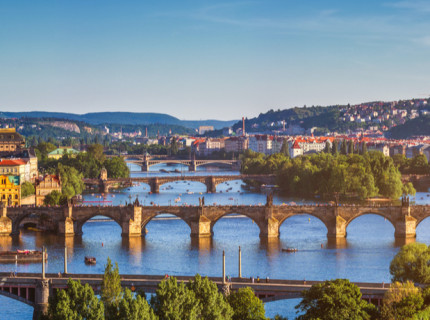 Experience 4 great capitals in Europe (part 3)