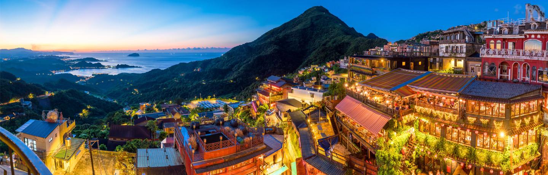 Experience the many treasures of Taiwan (part 1)